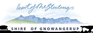 Gnowangerup logo